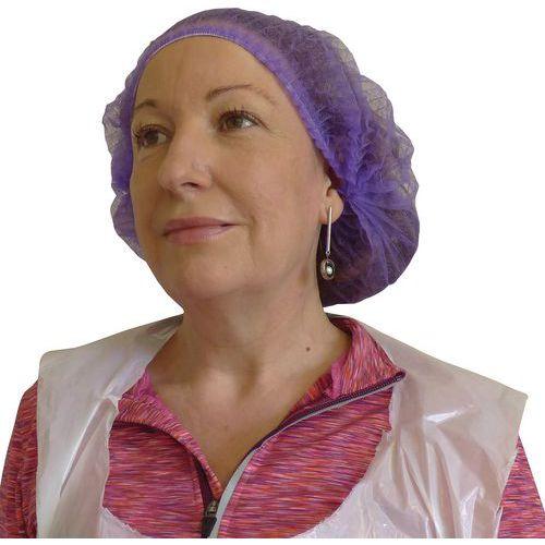 Purple Mob Cap Hair Net pack of 100