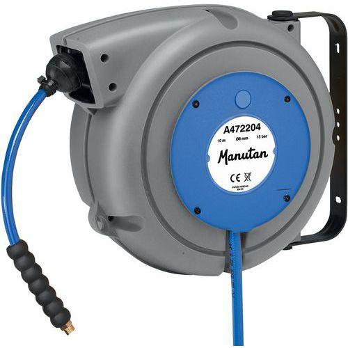 Air and water hose reel - Manutan