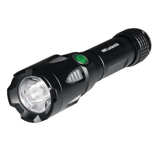 Tactical 15 rechargeable torch - 520 lm - Zunto