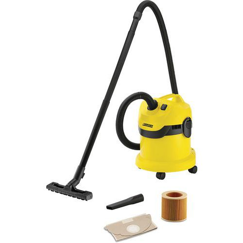 Karcher WD 2 Wet and Dry Vacuum Cleaner