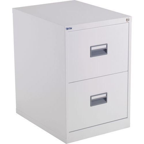 Home Office Filing Cabinet - Steel And 2 to 4 Drawers