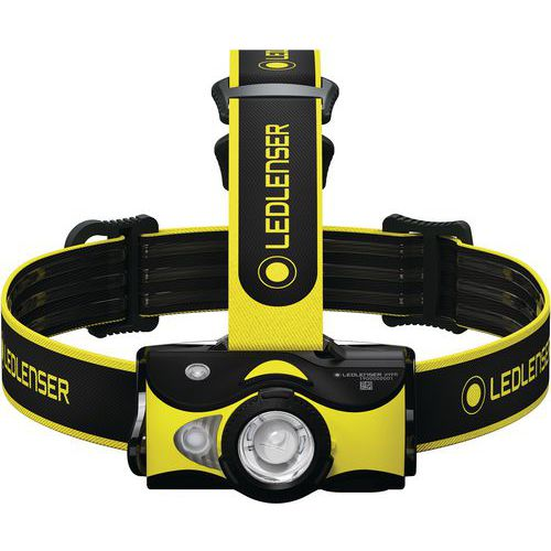 Ledlenser Head Torch - Rechargeable Series - iH9R