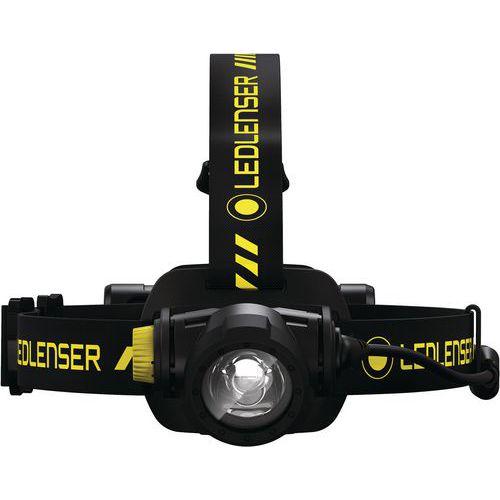 Ledlenser Head Torch - Rechargeable H Series - H7R