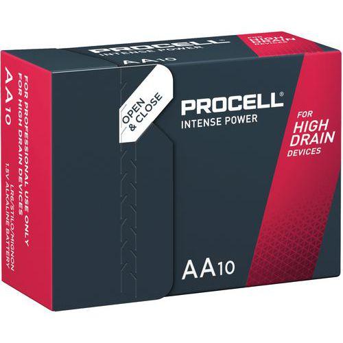 Procell Intense Alkaline Batteries