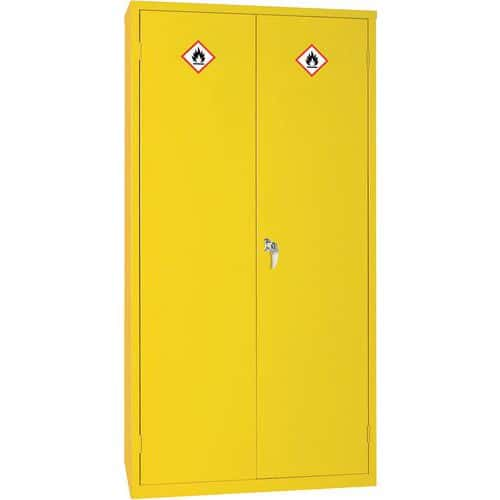 Flammable Material Storage Cabinet COSHH - 1830x915mm - Elite
