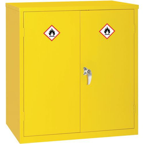 Flammable Material Storage Cabinet COSHH - 1000x915mm - Elite