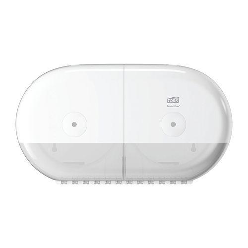 Tork T9 double dispenser - SmartOne toilet paper