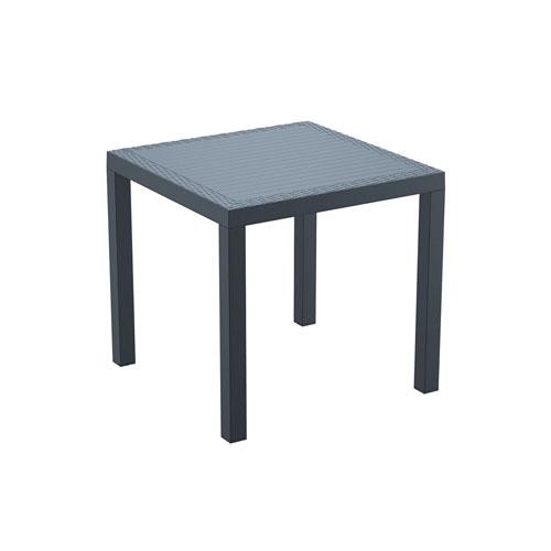 Mint Rattan Table