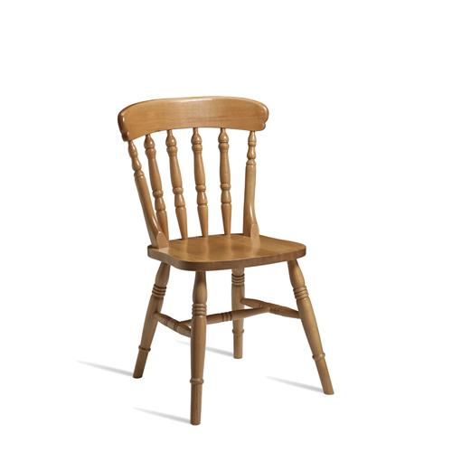 Classic Oak Bistro Chair