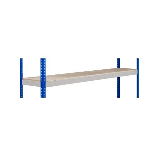 Shelves for Extra Heavy Duty Shelving - Grey 2440mm Width