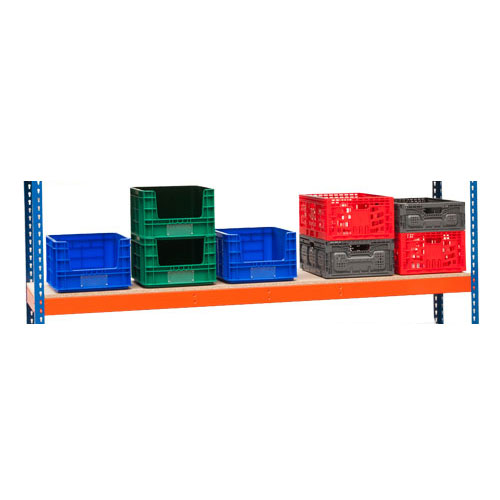 Shelves for Extra Heavy Duty Shelving - Orange 2134mm Width