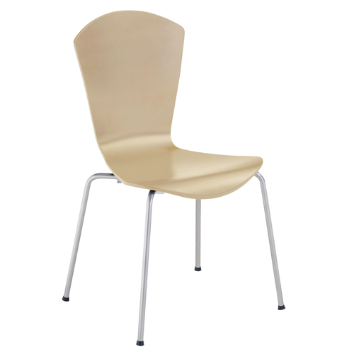 Four Picasso Stackable Breakout Chair