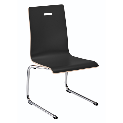 Cantilever Bistro Chair