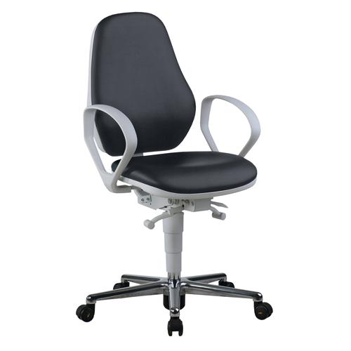 Clean Room Ergonomic Workshop Chair