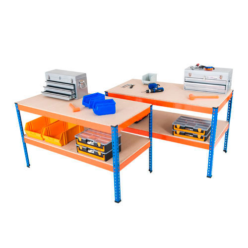Boltless Workbench Easy Assembly Buy 1 get 1 Free Offer