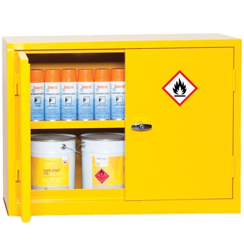 Flammable Storage Cabinet COSHH   700x915mm