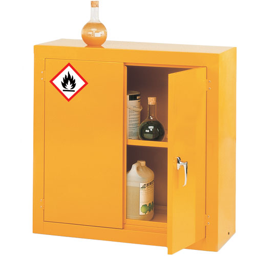 flammable storage cabinet coshh 900x915mm