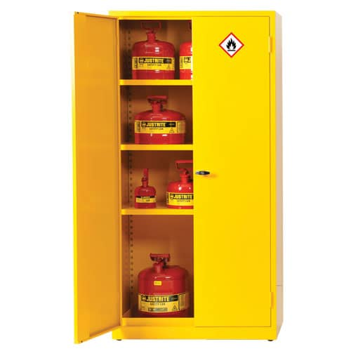 Coshh Cabinets For Hazardous Amp Flammable Substances Key