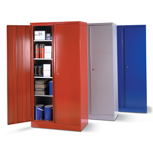 Large Volume Industrial Storage Cupboards - 1830x1220x457mm