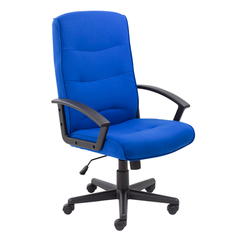 pipit fabric office chairs high back deep cushioning key