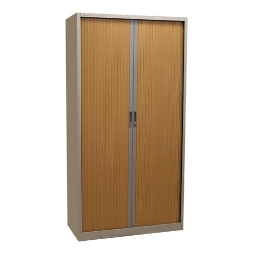 Tall Tambour Door Cupboard -1950x1000x450mm