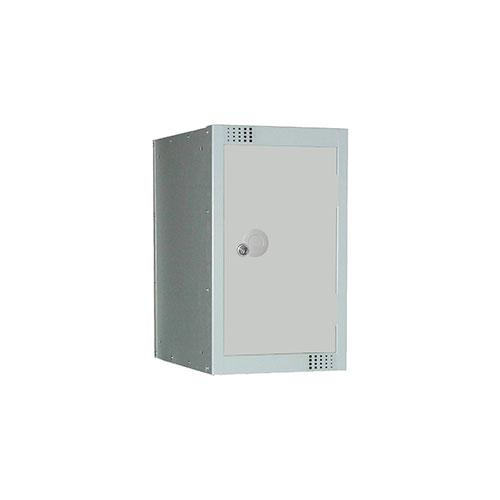 1 Door Quarto Locker 512x300x450mm Cylinder Lock