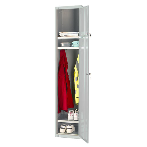 Garment Service Locker 1830x300x450mm Cylinder Lock