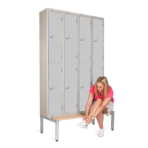 Locker Seat/Stand 900mm Wide