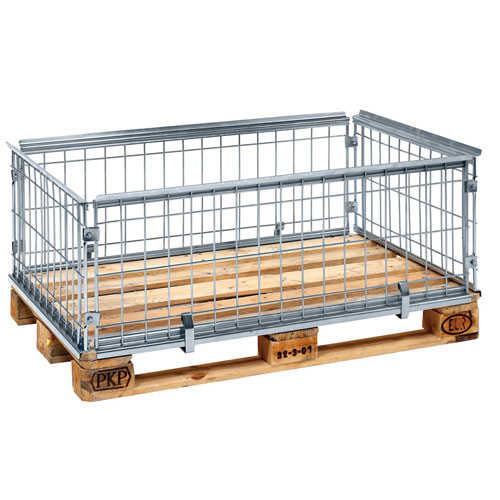 Galvanised Pallet Frame for Euro Pallet
