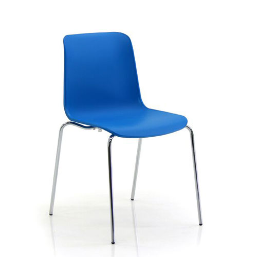 Verco Spectrum Coloured Plastic Chairs