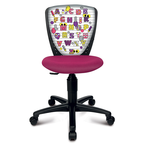 Childrens Colouring Desk Chairs