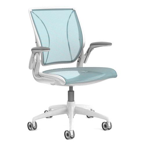 Humanscale Diffrient World Mesh Chair