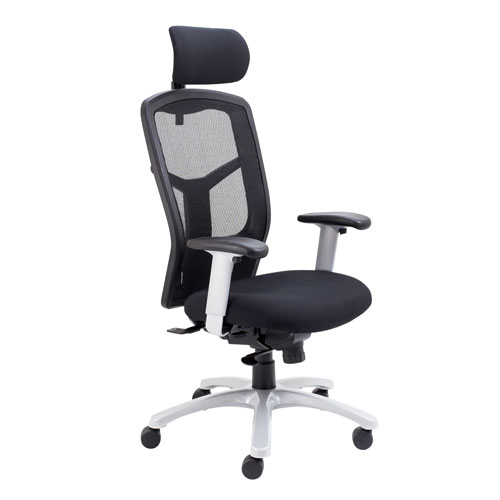 Orbit Executive Mesh Office Chair with Headrest
