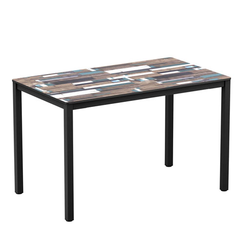 Extrema Driftwood Effect Table