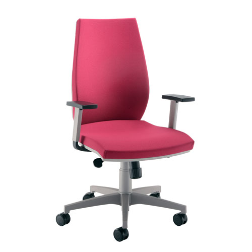 Bulbul Fabric Office Chair