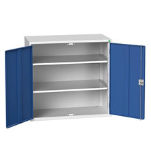 Verso cupboard with 2 shelves