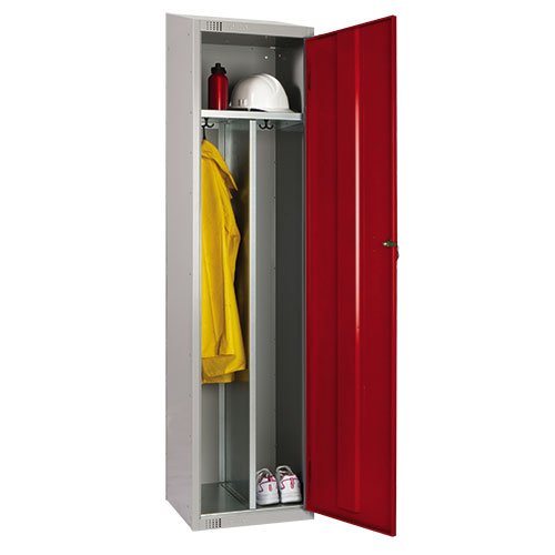 Clean & Dirty Elite Guard Lockers with Hasp Lock - 1800x450x450mm