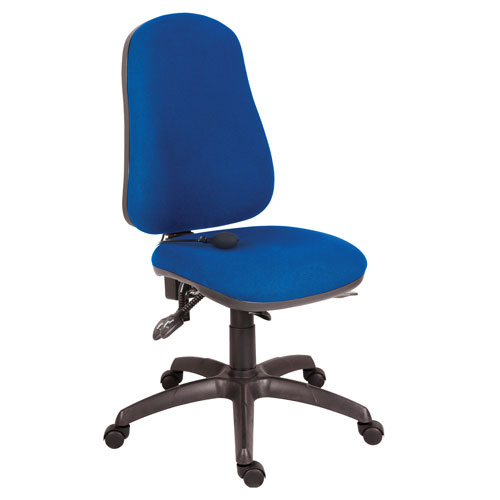 Turaco 24 hour Ergonomic High Back Chair with Lumbar Pump