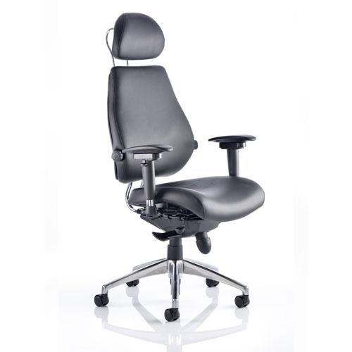 Chiro Ultimate Ergonomic Leather Posture Chair