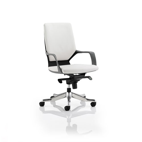 Leven Leather Office Chair