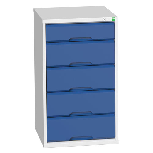 Bott Verso Multi Drawer Cabinets For Tool Storage HxWxD 900x525x550mm