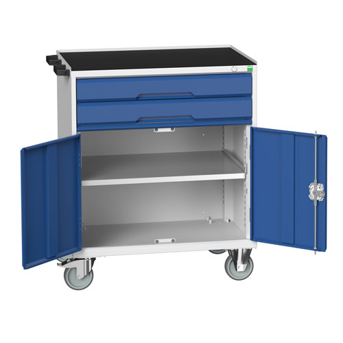 Bott Verso Mobile Combination Tool Storage Cabinet 965x800mm