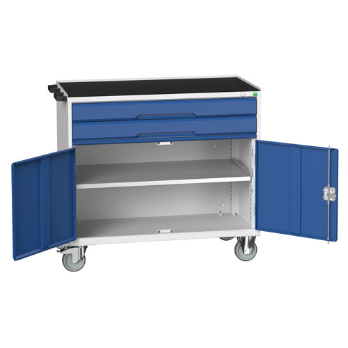 Bott Verso Mobile Combination Tool Storage Cabinet 965x1050mm