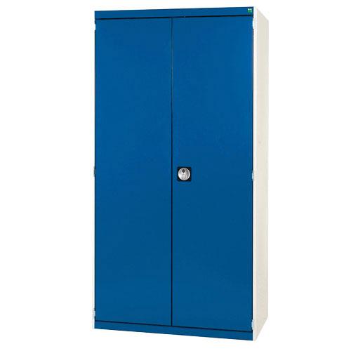 Bott Cubio CNC Metal Tool Cabinet With Perfo Storage Door WxD 1050x525mm