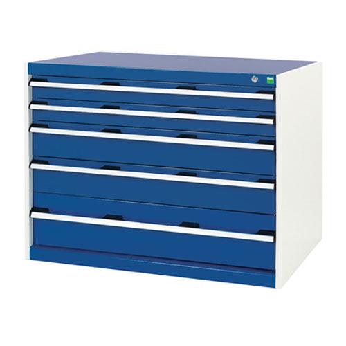 Bott Cubio Multi Drawer Cabinets For Tool Storage HxWxD 800x1050x650mm