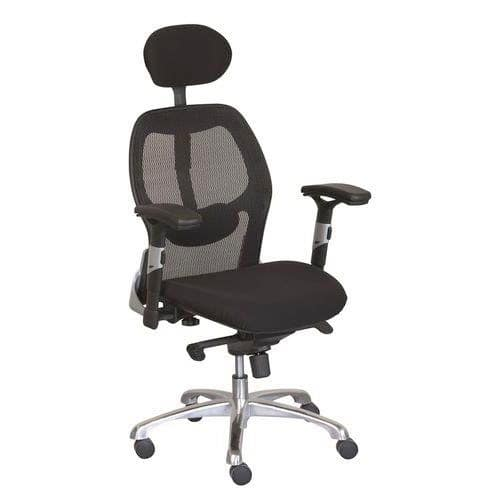 Horizon Mesh Office Chair with Lumbar Support