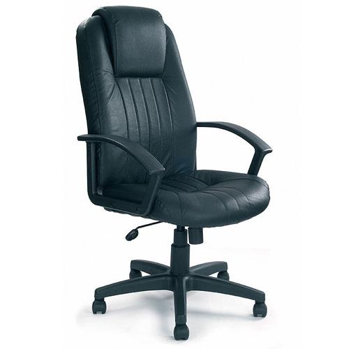 Amur High Back Executive Leather Chair