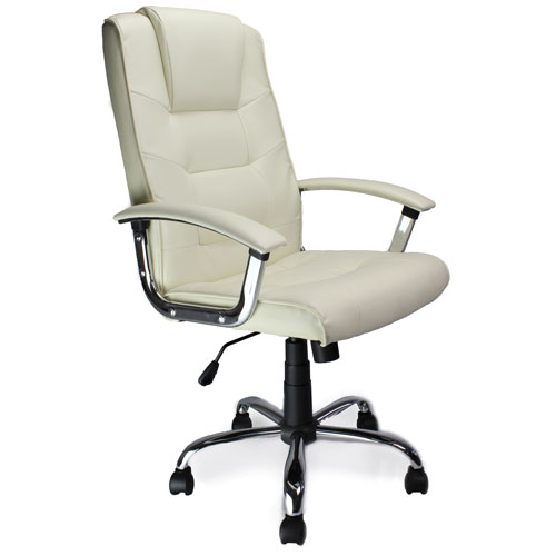 Daintree High Back Leather Executive Chair