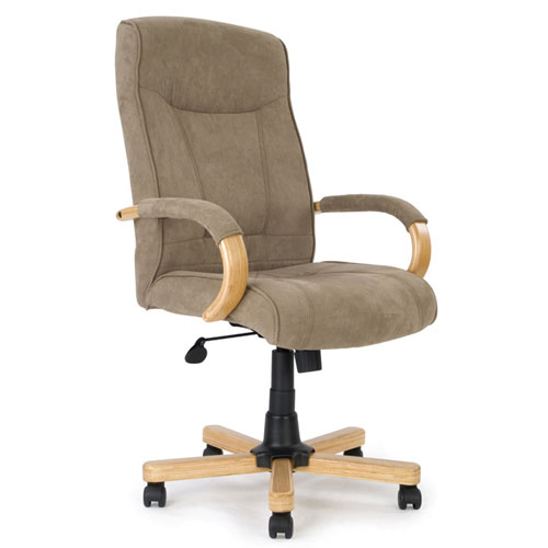 Amazon High Back Microfibre Managers Chair