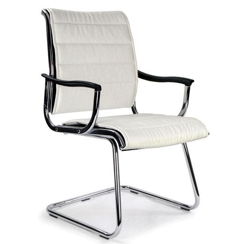 Mississippi Cantilever Leather Chair